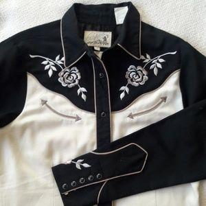 Vintage Roper western shirt